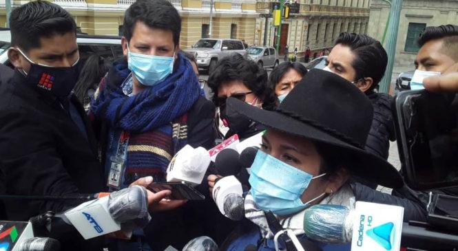 """Bolivia: El MAS denuncia que """"está en curso un segundo golpe a la democracia"""""""