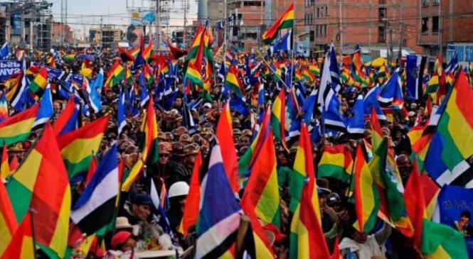 """Bombas de """"falsa bandera"""": Complot para incriminar al MAS y anular las elecciones"""