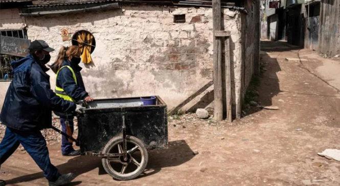 Pobreza y baja de retenciones