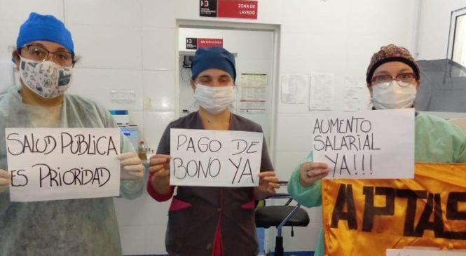 El Ejecutivo Nacional reglamentó la extensión del bono estímulo para los trabajadores de la salud