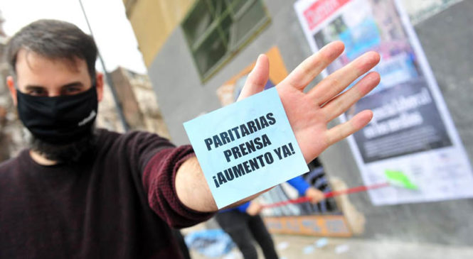 Asambleas de Clarín, Página 12, Infobae y La Nación logran recomposiciones salariales