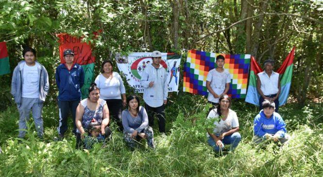 """Iwi Imemby Resiste: """"Sin la tierra no existe nuestra identidad"""""""