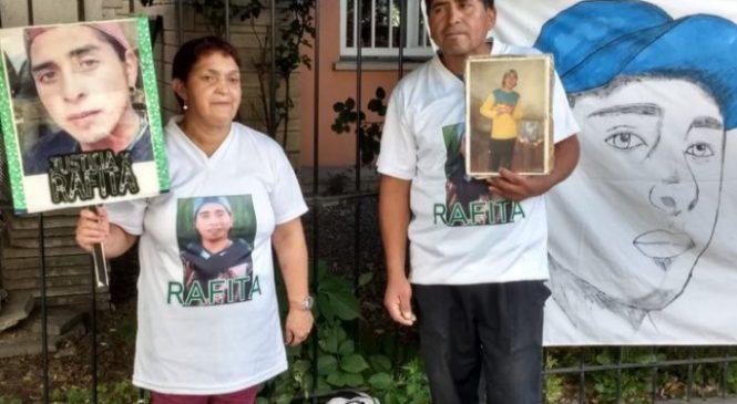 Crónica de la impunidad: tres años del asesinato estatal de Rafael Nahuel