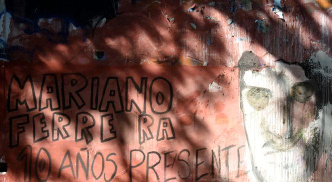 Acto en repudio a las agresiones sufridas por militantes del Partido Obrero