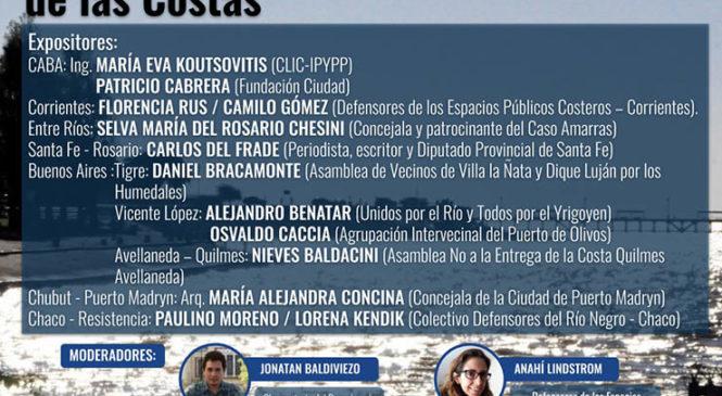 Encuentro Nacional de Resistencias contra la Privatización de las Costas