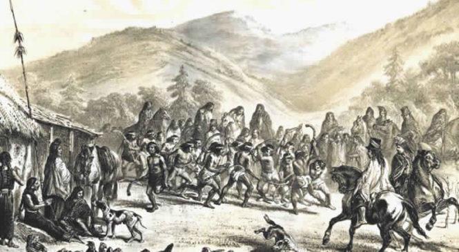 El espíritu deportivo en los pueblos originarios