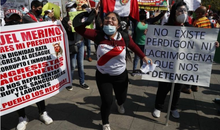 Perú en resistencia (II)