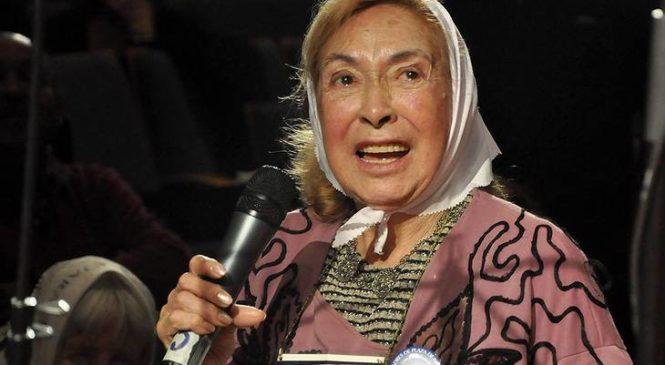 Murió Nair Amuedo, Madre de Plaza de Mayo Línea Fundadora