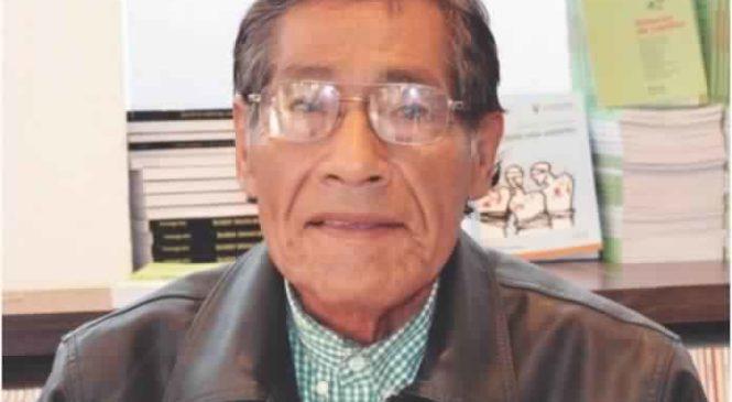 Falleció el profesor e historiador del pueblo qom, Orlando Sánchez