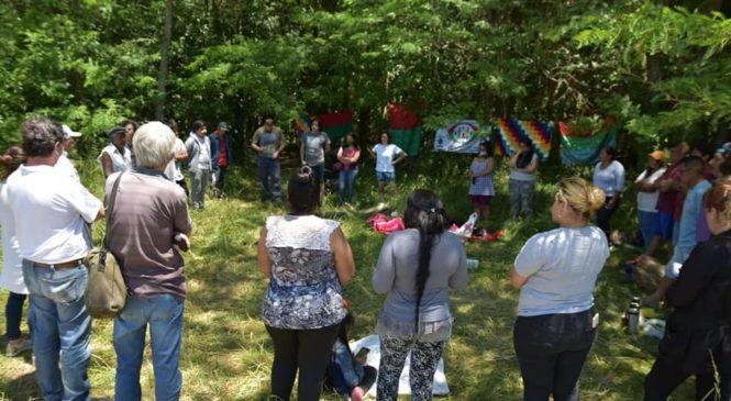 La Comunidad Guaraní Iwi Imemby y su lucha por la tierra