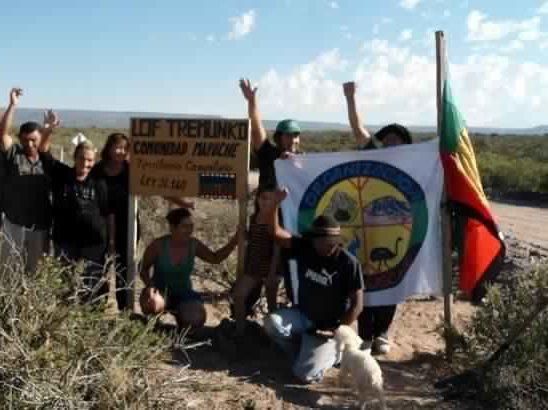 Mendoza: frenan desalojo y fracking en territorio mapuche en Malargüe
