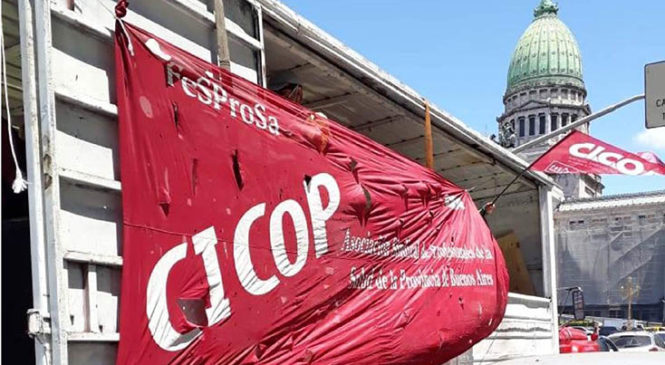 Advierten a Kicillof sobre futuras medidas gremiales en los 80 hospitales bonaerenses