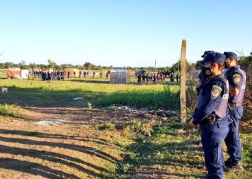Córdoba: desalojan a familias en Estación Ferreyra, la policía detuvo a una legisladora