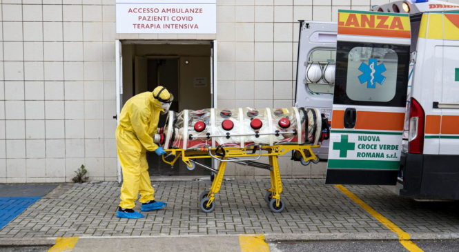 """COVID-19 en Europa: """"explosión"""" de casos y vuelta al confinamiento"""