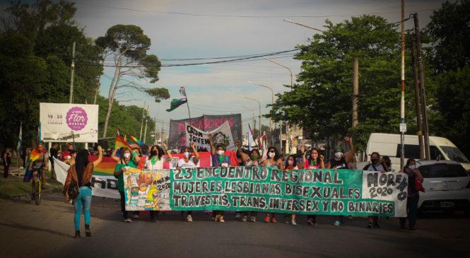 Se realizó el 23º Encuentro Regional de Mujeres y Diversidades
