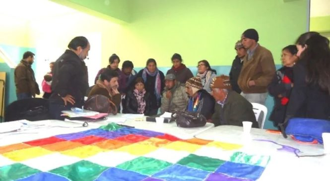 Catamarca: comunidad originaria denuncia usurpación de propiedad comunitaria