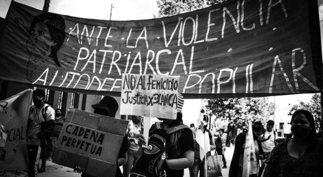 Justicia por Blanca García