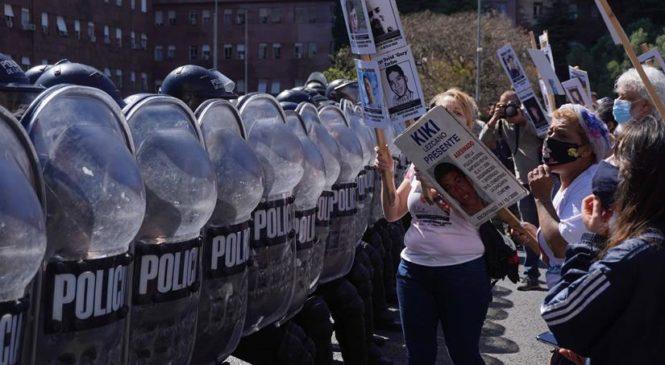 """Ivonne Kukoc, madre del joven asesinado por el policía Chocobar: """"Pido castigo"""""""