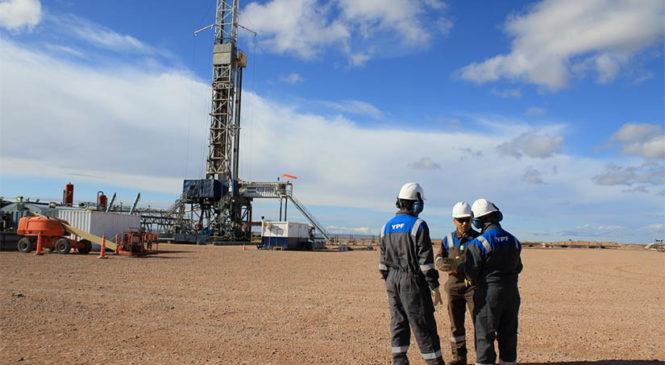 Emosido engañado: las grandes fortunas y el fracking
