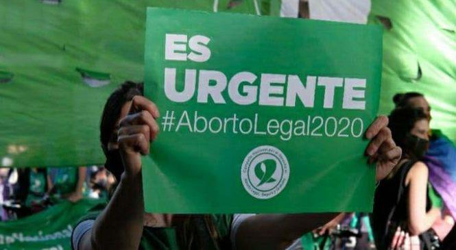 Es urgente terminar con la criminalización del aborto