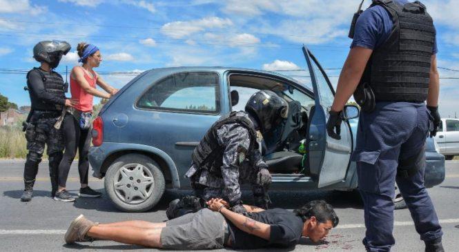 En Chubut preocupa la persecución y violencia policial