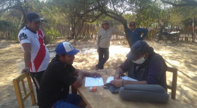 Salta: desarrollarán huertas comunitarias en 5 comunidades indígenas de la ruta 81