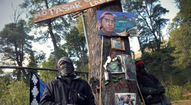 Guerra contra una comunidad mapuche: desalojo y represión en Mascardi