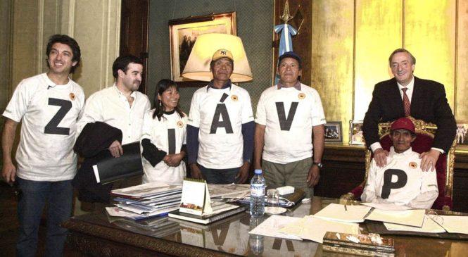 La noche en la que Diego Maradona salvó una reserva y a una comunidad wichí