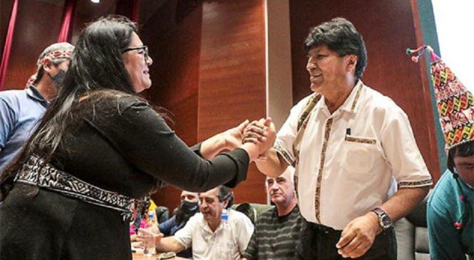 En el Encuentro de Cochabamba se decidió: ¡Abya Yala será Plurinacional!