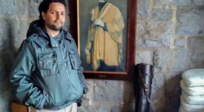 Facundo Molares volvió a Argentina