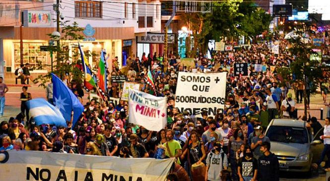 Escándalo: diputada chubutense denuncia coimas millonarias a legisladores para aprobar la zonificación minera