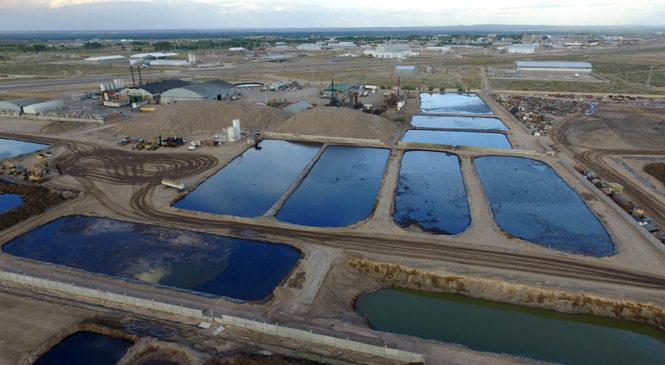 Denuncia penal por los basureros petroleros en Vaca Muerta