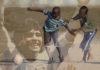 Maradona y las infancias de Senegal