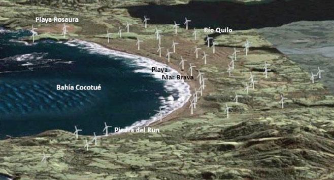 Chile: Alarmante aumento de proyectos de energía en Chiloé