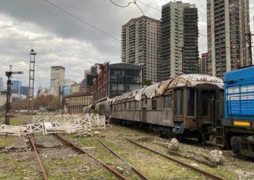 Los Ferroviarios ¿En vías deextinción?