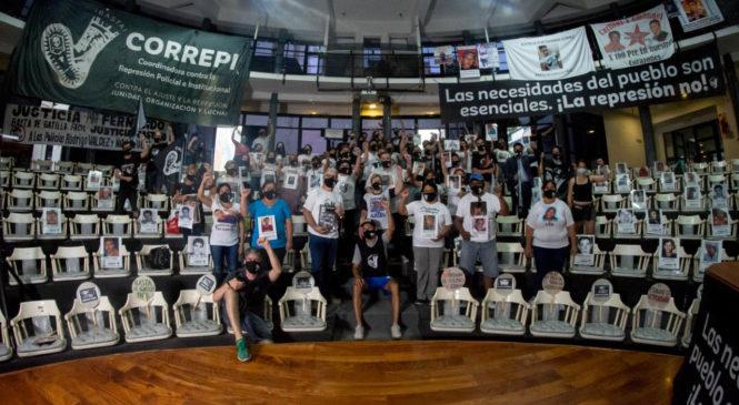 Informe de la Situación Represiva 2020: las necesidades del pueblo son esenciales, ¡la represión NO!