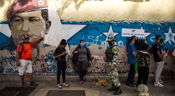 La abstención primó en Venezuela, pero la Asamblea Nacional será mayoritariamente chavista
