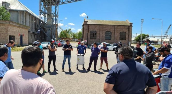 Sin acuerdo con patronales, huelga en el complejo agroexportador entra en su séptimo día