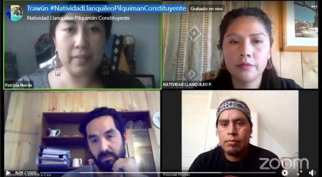 Principales  desafíos  constituyentes  en Chile desde  la  perspectiva  de  la  candidatura  Mapuche de  Natividad  Llanquileo