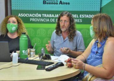 Estatales bonaerenses: No hubo propuesta salarial y continúan las reuniones