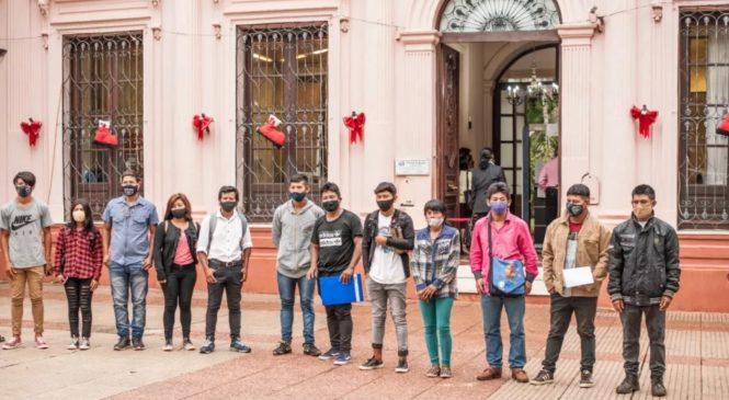 Misiones: la pena de los mbya llegó a Casa de Gobierno