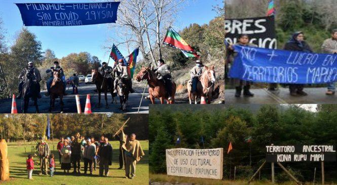 Comunidades Mapuche ante políticas irresponsables de promoción turística del eclipse