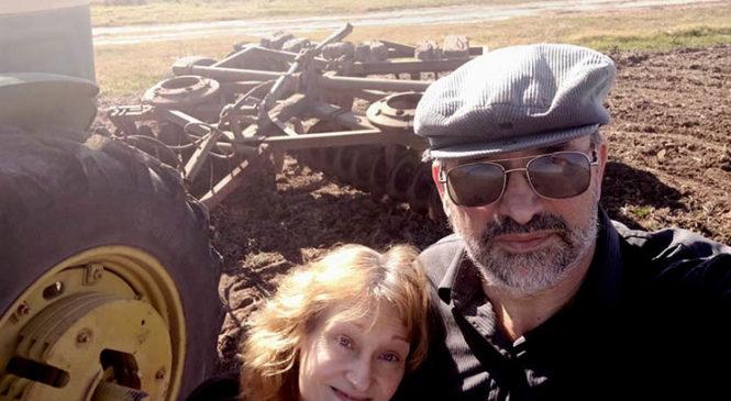Desalojan a una familia de campesinos agroecológicos
