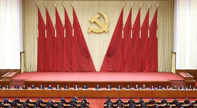 Ascenso de China, declinación de EEUU