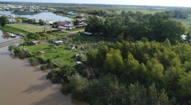 El Concejo Deliberante de Tigre ratificó el convenio de propiedad comunitaria de Punta Querandí