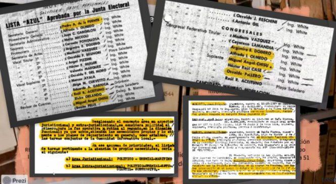 """Juicio a la Triple A de Bahía Blanca: la CPM contextualizó los documentos DIPPBA sobre los """"grupos de tareas civiles"""""""