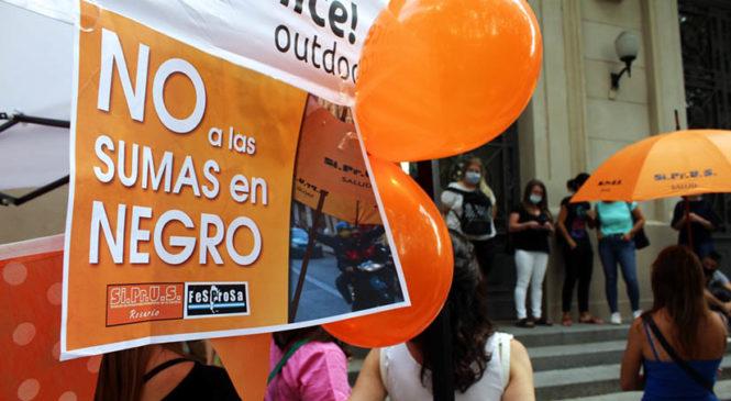Santa Fe: Llega fin de año sin propuesta de aumento salarial