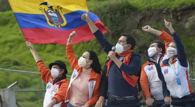 LA ESPERANZA SE ABRE CAMINO EN ECUADOR