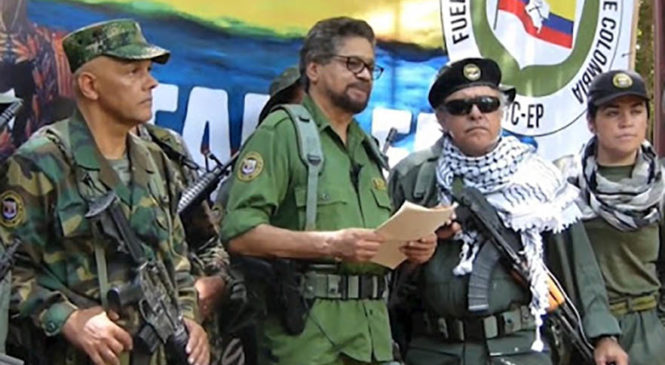 Un fantasma recorre Colombia, es el espectro de las FARC-EP Segunda Marquetalia
