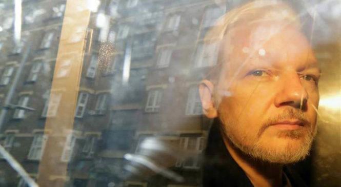 Reino Unido: poder judicial rechaza extradición de Julian Assange a Estados Unidos